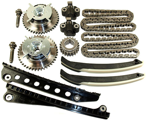 Variable valve timing chain kits